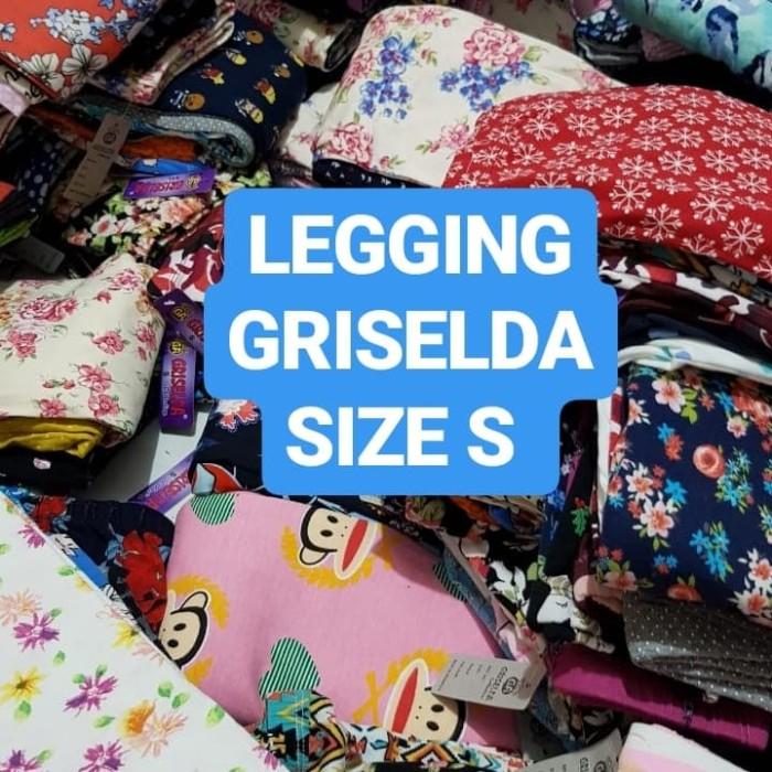 Foto Produk Legging Griselda Anak Size S, Bebas pilih motif dari DIAR_GROSIRKIDS