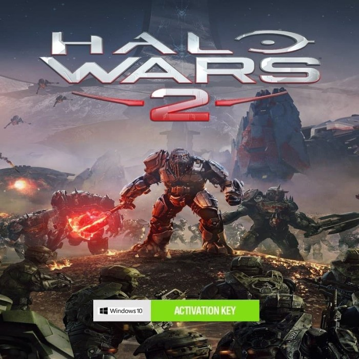 Jual Halo Wars 2 Windows 10 Edition Cd Key Jakarta Utara Mister Game Tokopedia