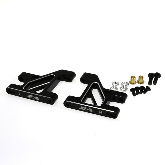 Foto Produk ER CC-01 Aluminium Front Lower Arm (Black) (CC01-07) dari Tamiyatoys