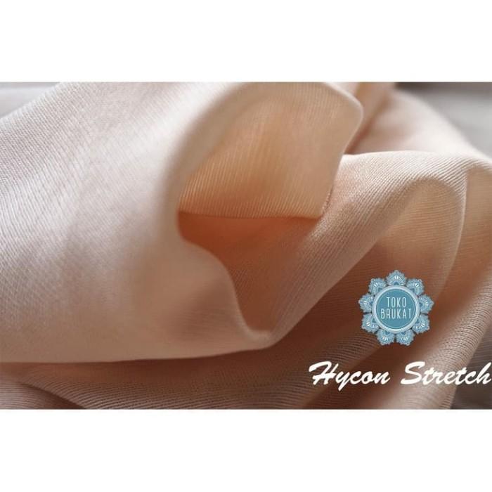 Foto Produk Kain Hycon Stretch / Hycon Furing (Per 0,5 Meter) dari Toko Brukat