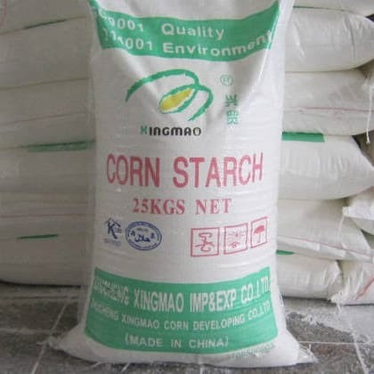 Foto Produk Corn Starch / Tepung Pati Jagung / Maizena 1KG dari NIO Chemical