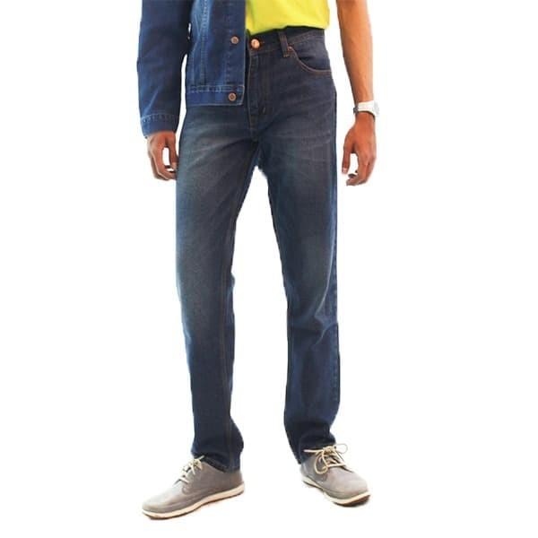Foto Produk 2Nd RED Jeans Pria Murah Relax Jeans Pola Standart Biru Abu 171902 - Biru, 29 dari 2nd RED Jeans
