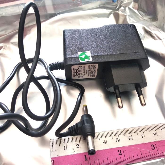 Foto Produk Adaptor Multi Charger 12 volt 1 ampere 1a 12v DC 1 A bor tangan dll dari DR ELEKTRONIK DEPOK