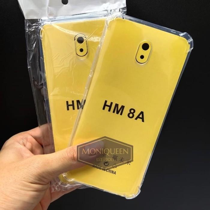 Foto Produk Case Xiaomi Redmi 8A Anti Crack Case Casing / Anticrack softcase dari MoniQueenShop