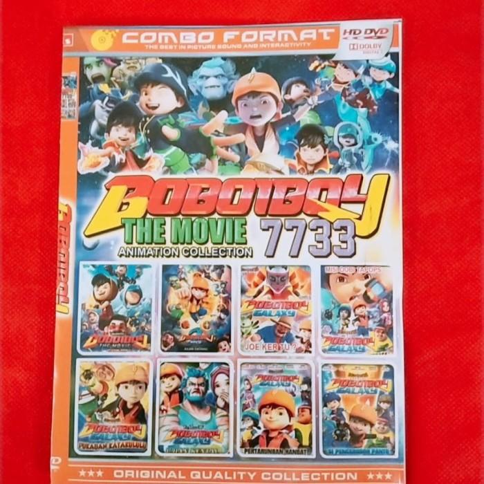 Foto Produk Kaset DVD Anak-anak BoBoiBoy the movie Collection dari FRIENDSTOREEE
