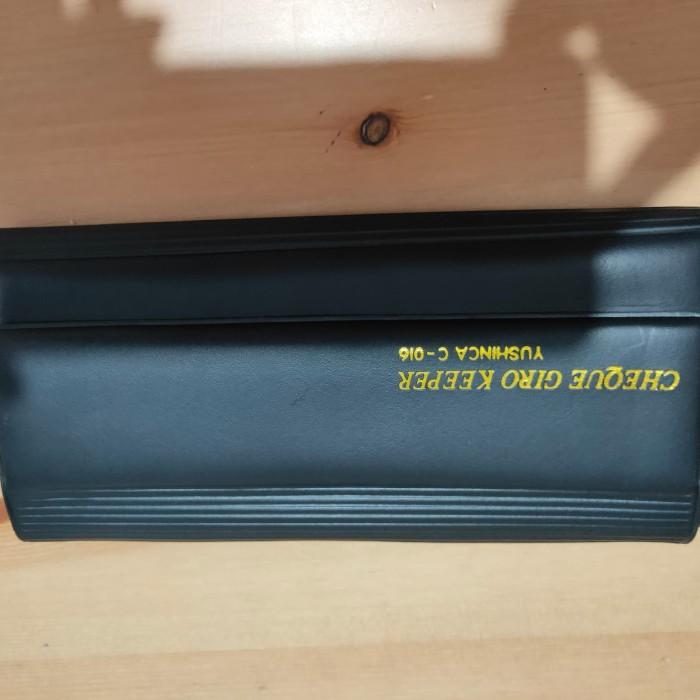 Foto Produk Cheque Cek Giro Keeper/Buku Simpan Giro dari meirosee