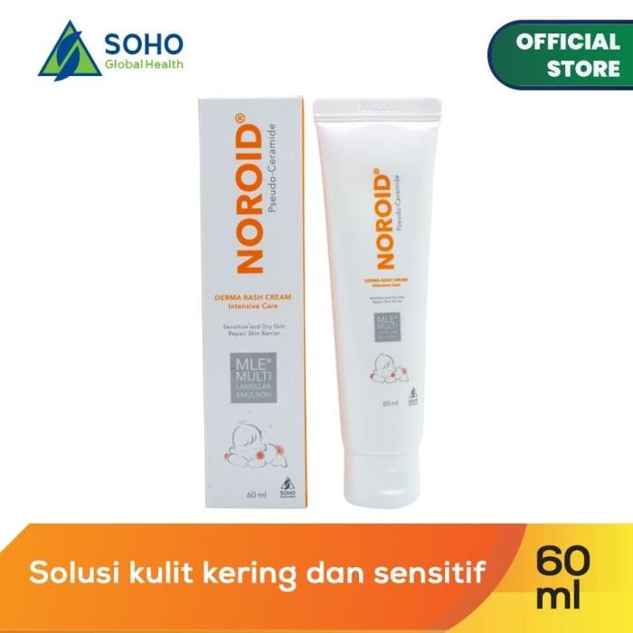 Foto Produk Noroid Derma Rash Cream - 60ml dari Soho Global