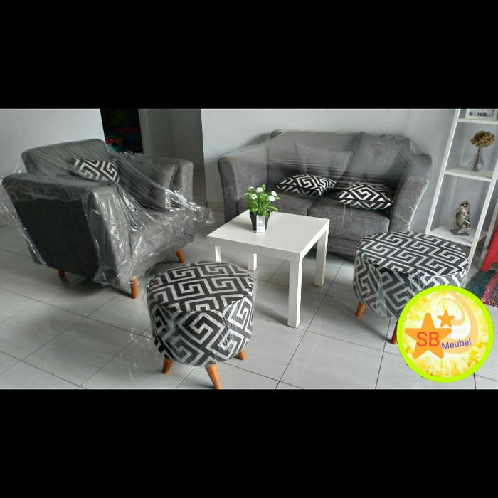 Sofa Bed Minimalis Di Bandung  jual retro meja kab bandung sunburst meubel tokopedia