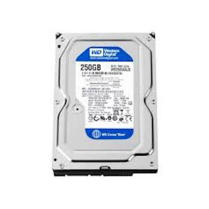 Foto Produk Hardisk WDC 250GB SATA2 8MB - Used / HDD 250GB dari Enter Komputer Official