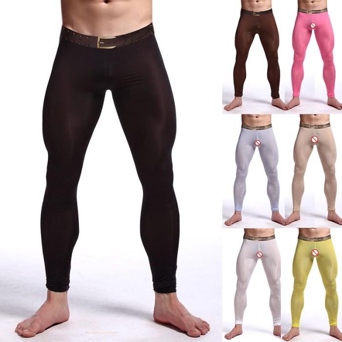 Jual Celana Legging Panjang Pria Model Transparan Untuk Yoga Fitness Jakarta Barat Random Shop E Tokopedia