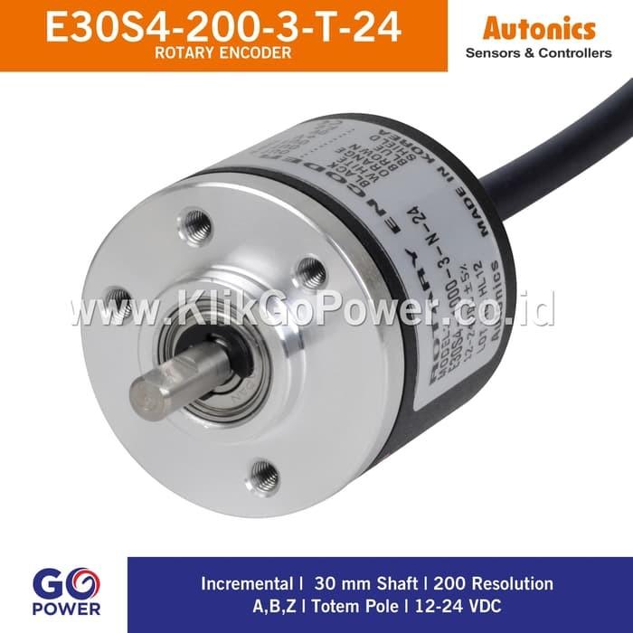 Rein Industry Autonics E40S6-1024-6-L-5 Rotary Encoders Incremental Type New 1PCS