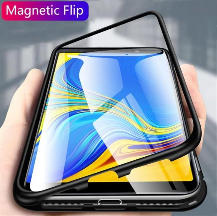 Foto Produk Magnetic Flip Case Samsung S8 Plus dari Linda Ayu Dwi FatmawatiZ