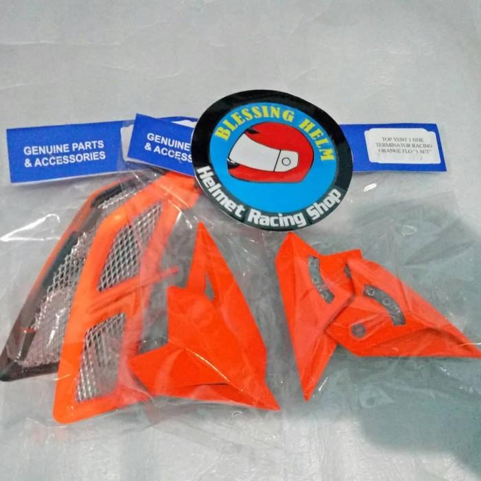 Foto Produk ventilasi set nhk gp pro orange flo dari blessinghelm_racing 23