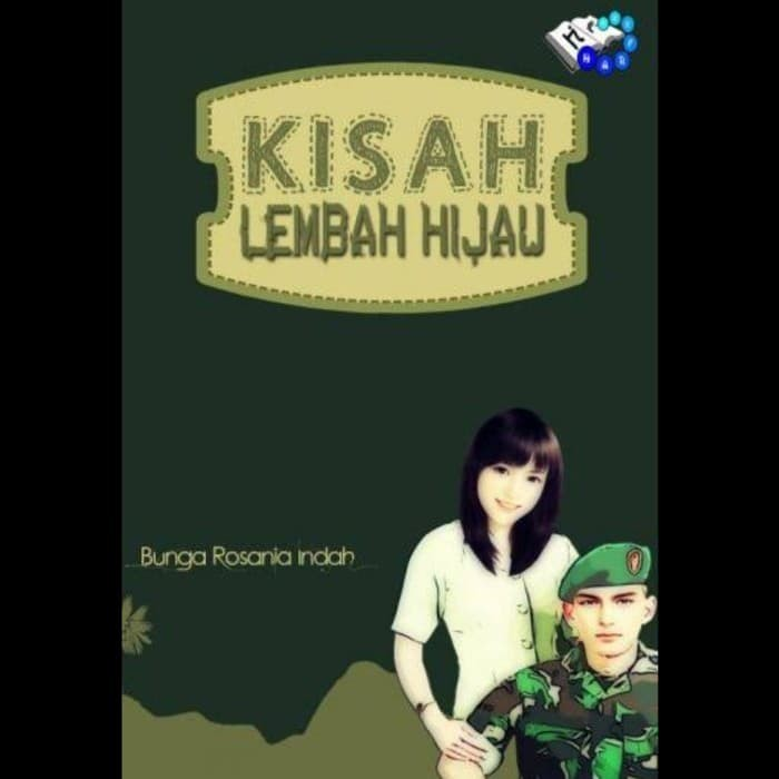 Foto Produk NOVEL-KISAH LEMBAH HIJAU dari Rita Books