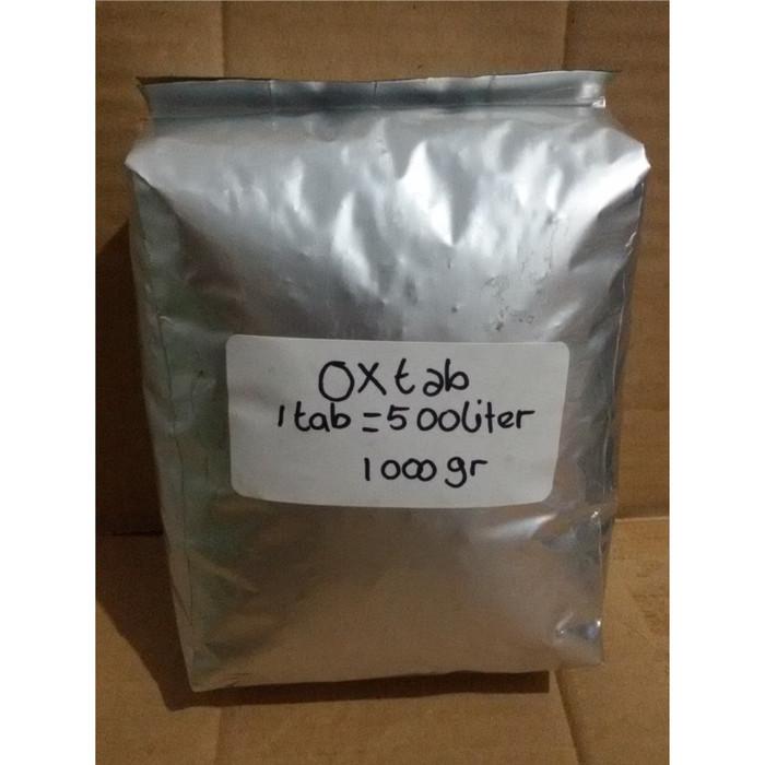 Foto Produk Pelihara ikan tanpa ganti air pakai tablet oksigen / tablet oxygen 1Kg dari kulakan-bejo