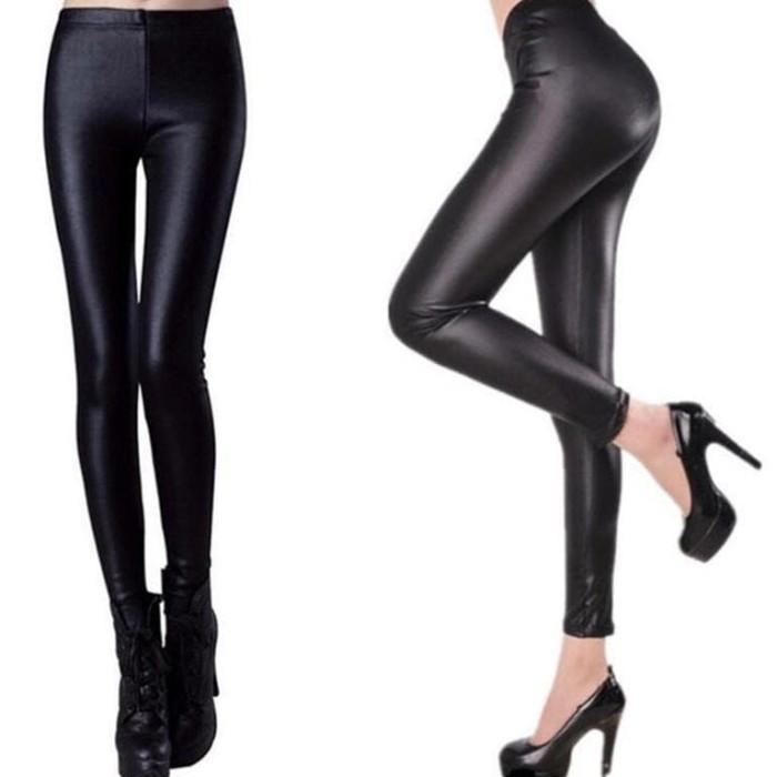 Jual Promo Celana Legging Kulit No Velvet Bulu Produk Oke Jakarta Pusat Neptuns Store Tokopedia