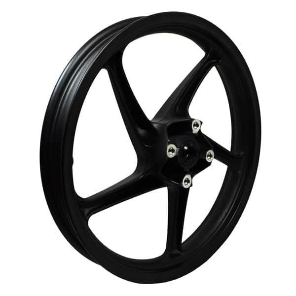 Foto Produk Velg Depan (Wheel Sub Assy FR Ma AxGy) - BeAT Sporty eSP 44650K46N00ZA dari Honda Cengkareng