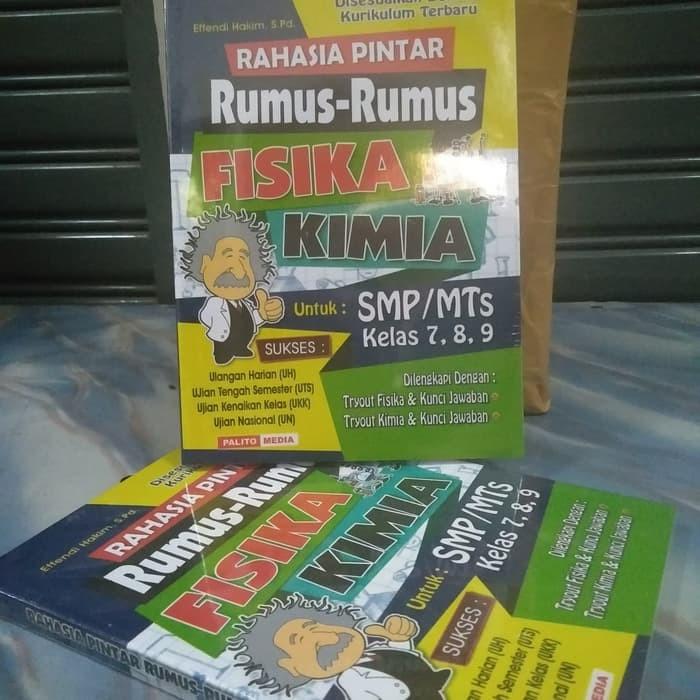 Jual Buku Buku Rumus Rumus Fisika Kimia Smp Jakarta Barat Cawukhariyah Tokopedia