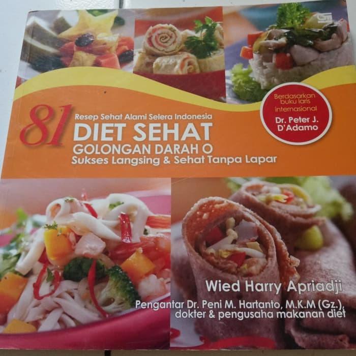 Jual Resep Makanan Diet Resep Diet Sehat Jakarta Utara Calista