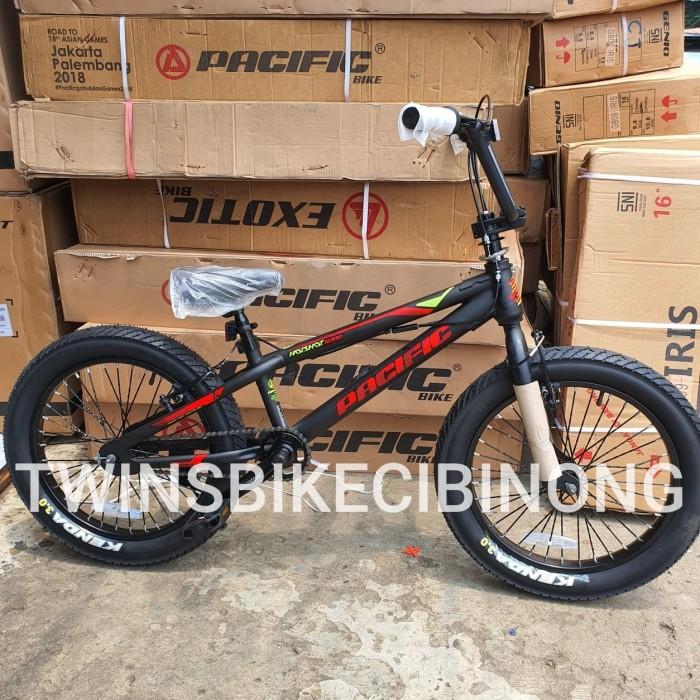 Foto Produk SEPEDA 20 BMX PACIFIC HOTSHOT XCR 8.0 BAN 3.0 dari TwinsBikeCibinong
