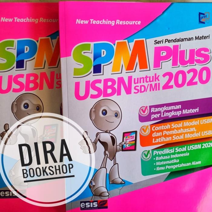 Jual Buku Spm Plus Usbn Sd Mi 2020 Kisi Kisi Usbn Kunci Jawaban Kota Surabaya Dira Batik Tokopedia