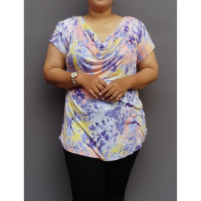 Foto Produk Atasan Wanita Blouse Blus Merk APT.9 Sisa Ekspor JUMBO Grosir K50 dari Raja Murah 001