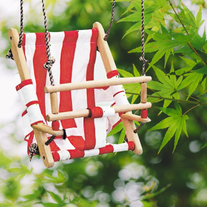 Jual Baby Swing Chair Hanging Swings Set With Rope Rocking Solid Wood Kab Banyumas Life Shp Tokopedia