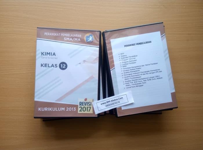 Jual Buku Murah Rpp Kimia Sma Kelas Xii Kurikulum 2013 Revisi 2017 Jakarta Utara Ami Mayasari Tokopedia