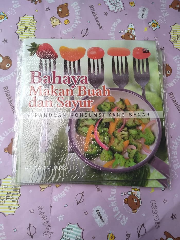 Jual Resep Masakan Bahaya Makan Buah Dan Sayur Panduan Konsumsi Yang Jakarta Selatan Zelda Aryani Tokopedia
