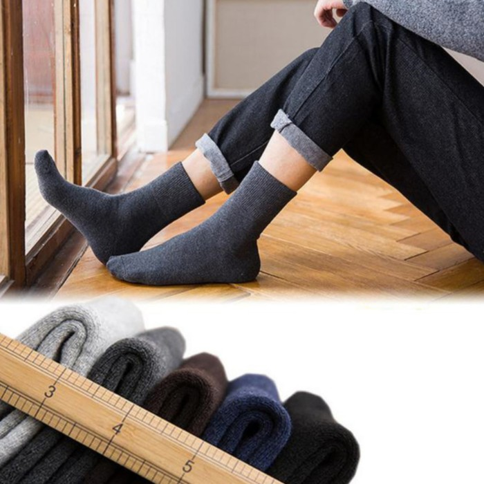 Jual Kaos Kaki Boss Bisnis Pria Casual Formal Sport Cotton Socks Solid Men Jakarta Barat Sunly Elektronik Tokopedia