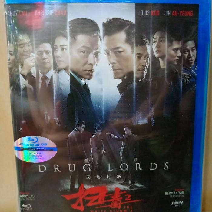 Jual Kaset Bluray Drug Lords The White Storm 2 Jakarta Pusat Bluray Disc Tokopedia