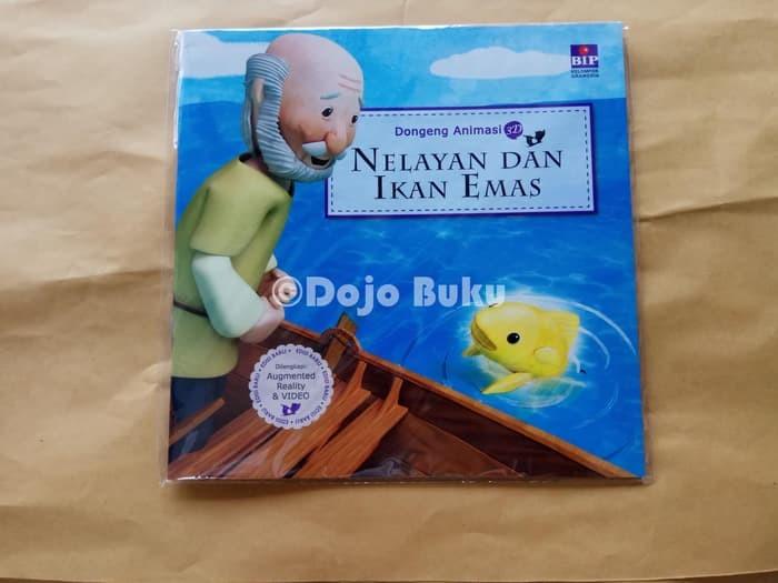 Gambar Nelayan Animasi Untuk Anak Sd Jual Buku Terbaru Seri Dongeng Animasi 3d Nelayan Dan Ikan Emas By Kyowon Jakarta Barat Tantri Shoppp Tokopedia