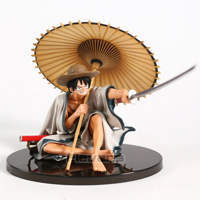 Jual Figure One Piece Figure Luffy Zoro Wano Kaido Kid Hawkins Sunny Go Ace Jakarta Barat Ks Collection Tokopedia