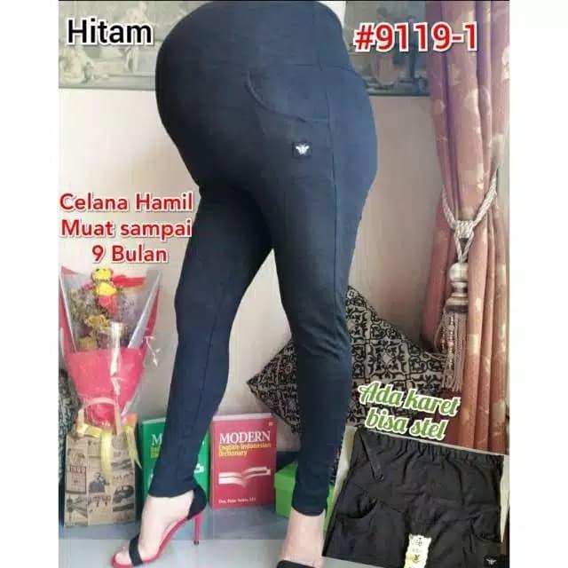 Jual Legging Hamil Premium Legging Ibu Hamil Legging Hamil Bumil Hitam Kota Surabaya Princess Jeans Grosir Tokopedia