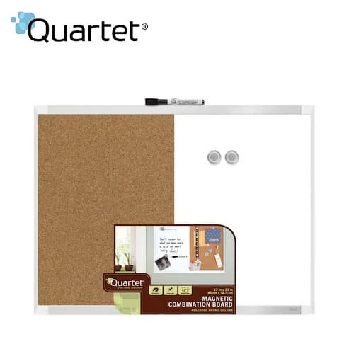 Foto Produk Quartet Combi 17'x23' (43cmx58cm) - Whiteframe dari Artemedia Shop