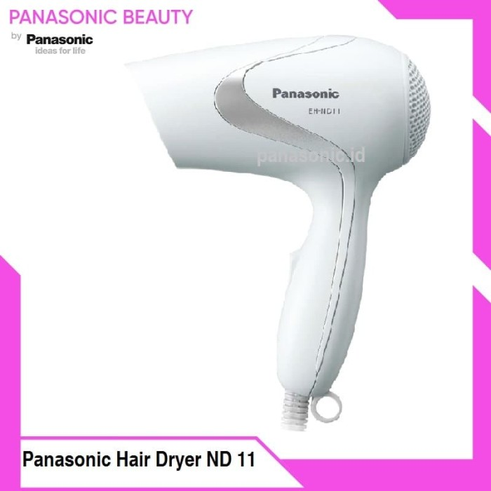 Foto Produk Panasonic Hair Dryer EH ND11 Putih Pengering Rambut dari Panasonic Official Store
