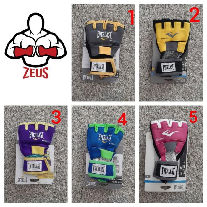 Foto Produk EVERLAST EVERGEL HANDWRAP dari Zeus MMA