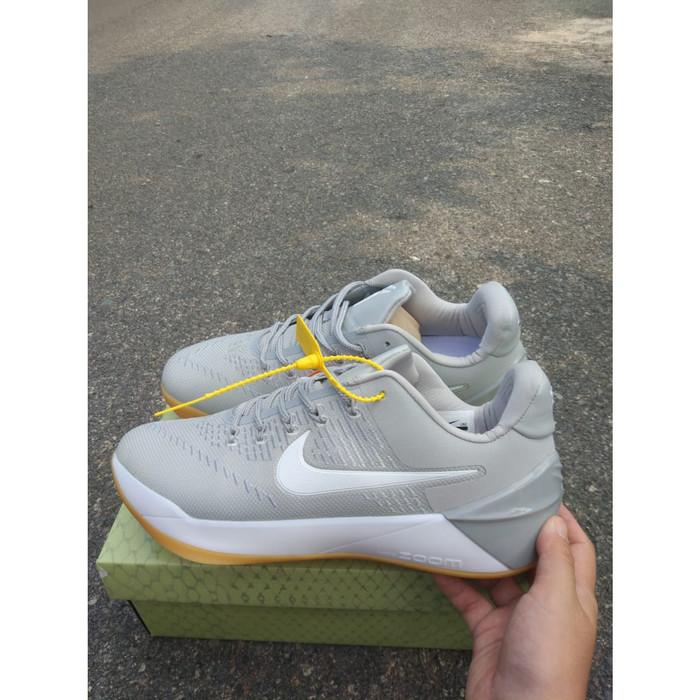 Jual Kobe Ad Ep White Grey 41 Kota Batam Hacafindo Shop Tokopedia