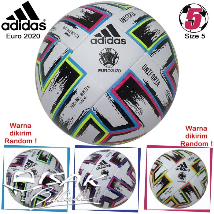 Foto Produk Bola Sepak Adidas - Size 5 Soccer Ball Pro Football Sepakbola Uniforia dari ISAK Billiard Sport Co.