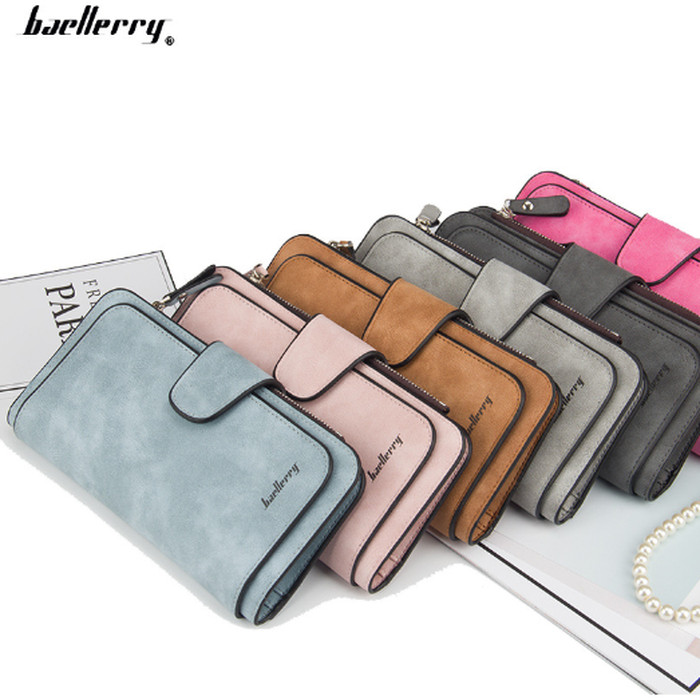 Foto Produk Dompet wanita murah baellery baellerry wallet LIPAT PANJANG import dari Kepko Shop