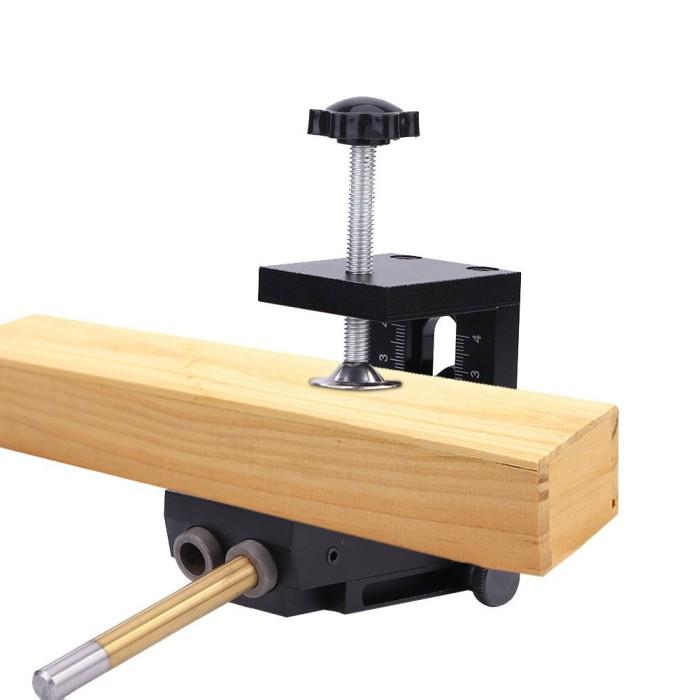 Jual Tersedia Pocket Hole Jig Kit Tools System Woodworking Screw Drill Jakarta Barat Niar Blue Tokopedia