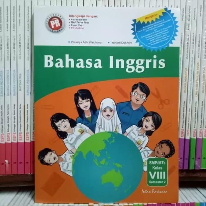 Jual Kumpulan Soal Smp Buku Pr Bahasa Inggris Kelas 8 Intan Pariwara Jakarta Timur Mahesausada Tokopedia