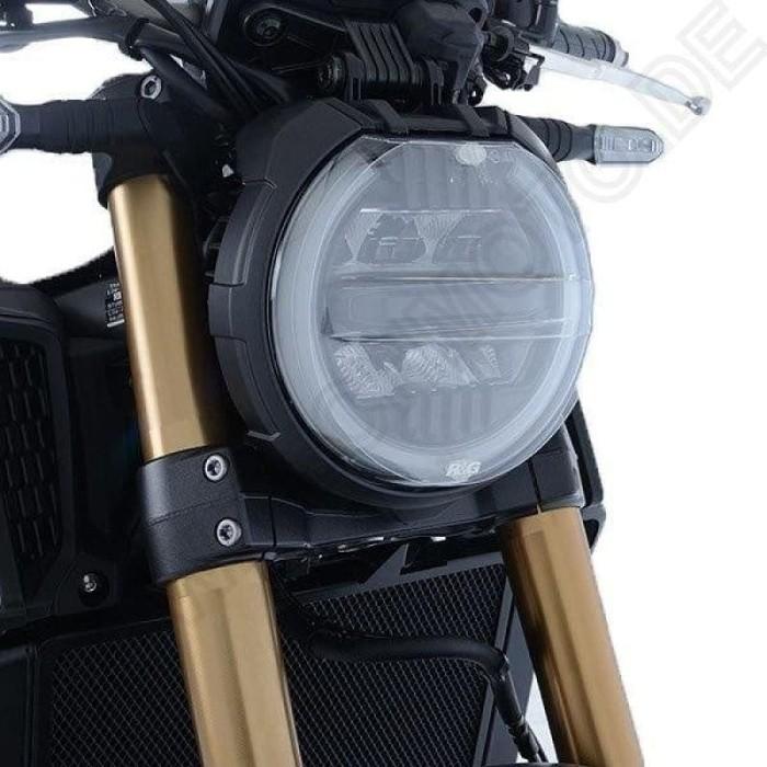 Foto Produk Headlight Shield Pelindung Lampu Honda CB1000R 2018- R&G dari Candi Motor