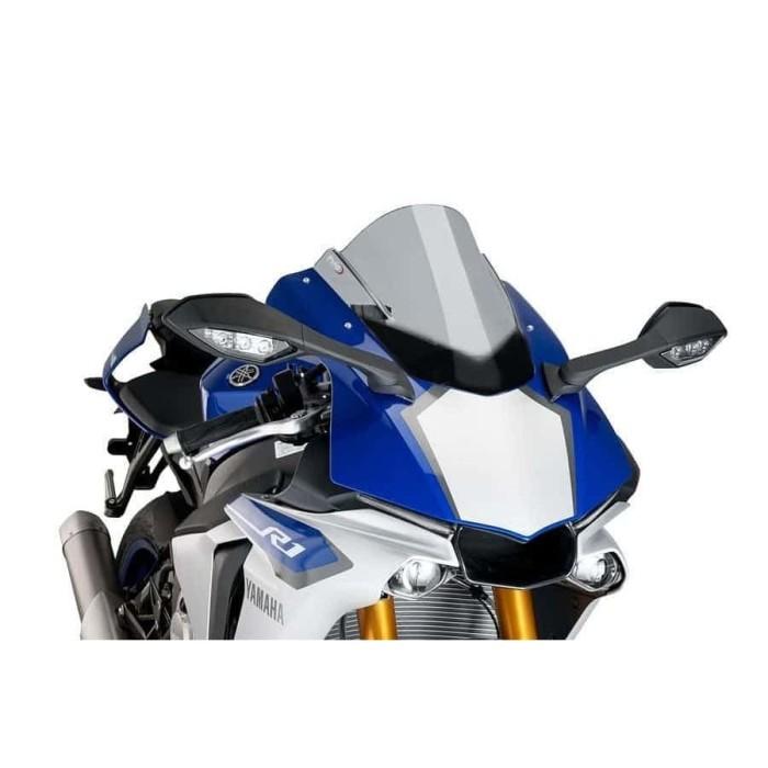 Foto Produk Windshield Yamaha R1M PUIG Visor dari Candi Motor