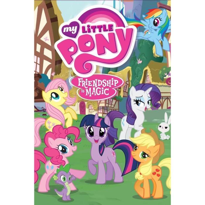 Jual Dvd Kartun My Little Pony Friendship Is Magic 2019 Season 9 Jakarta Selatan Tempat Nonton Tokopedia