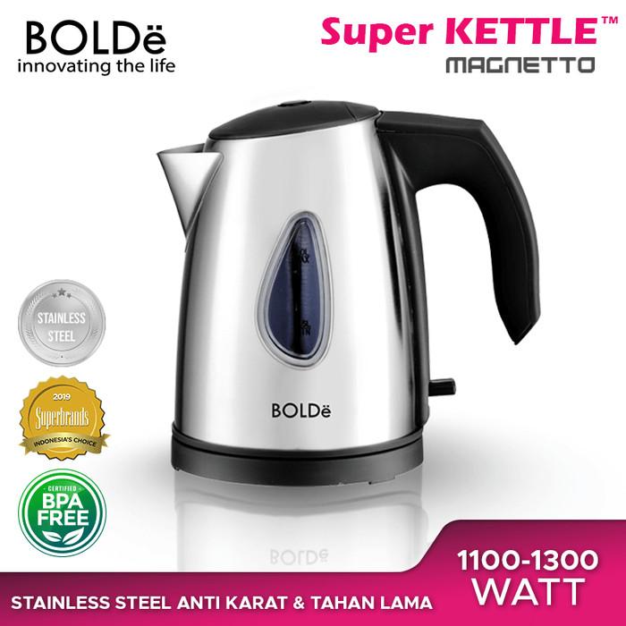 Foto Produk Super Kettle Magnetto - Hijau dari BOLDe Official Store