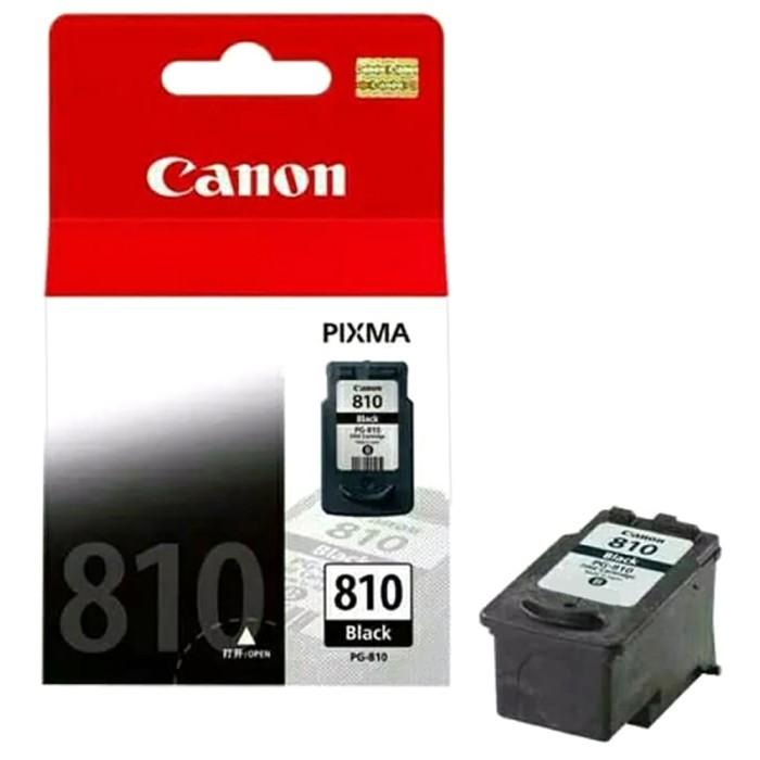 Foto Produk Cartridge Canon PG -810 Black dari Flash Canon