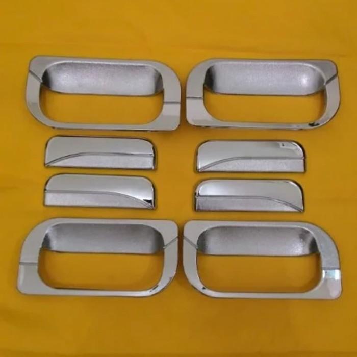 Foto Produk Cover Handle & Outer mangkok pintu chrome mobil Avanza Xenia 2005-2011 dari Takazimura