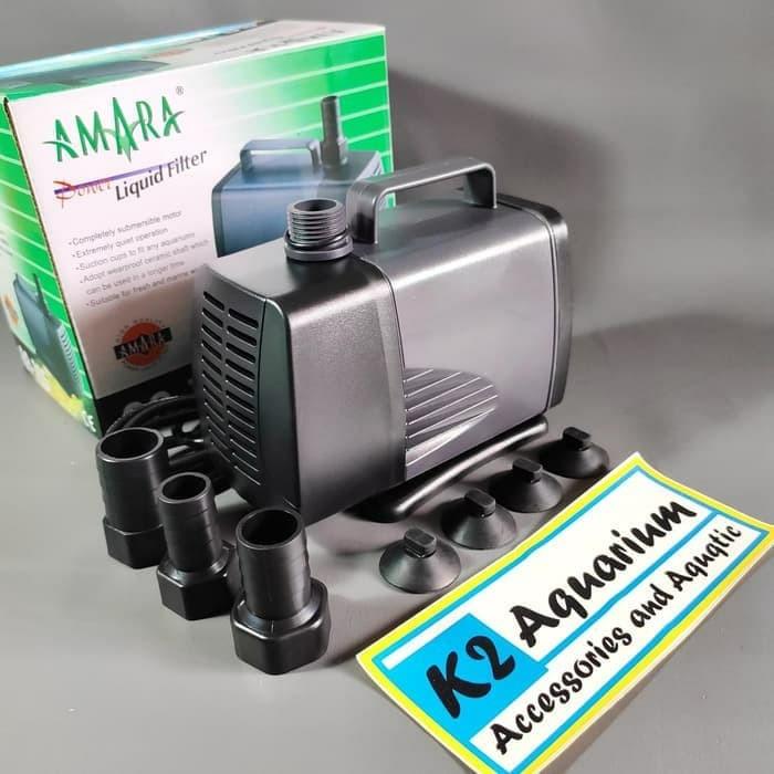 Jual DISKON AMARA AA 105 pompa filter celup kolam aquarium ...