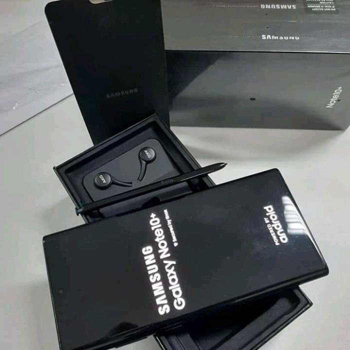 Foto Produk Samsung Note 10+ Ram 12GB/256GB dari Wijaya_Samsung